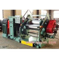 Buy cheap Rubber calender machine from wholesalers