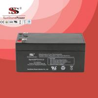 Buy cheap 12V 3.2AH SPT AGM Maintenance Free Rechargeable Lead Acid Deep Cycle UPS Battery from wholesalers