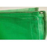 Buy cheap Building Construction green plastic safety plastic net product