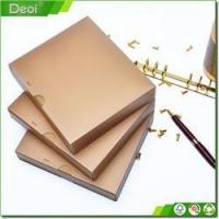 Buy cheap China style high quality spiral notebook wholesale with plastic cover from wholesalers