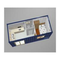 Buy cheap Cheap mobile storage container house from wholesalers