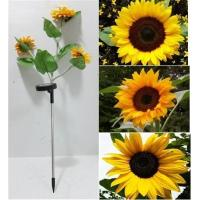 Buy cheap LTS001-3 LED Solar Sunflower Lights from wholesalers