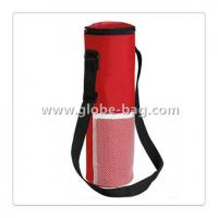 polyester custom insulated portable wine cooler bag