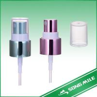 Buy cheap Metal Color Mist Sprayer Perfume Atomizer For Packaging Bottles from wholesalers