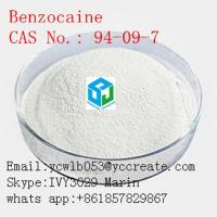 Buy cheap Benzocaine CAS 94-09-7 Local Anesthetic Drugs Topical Anesthetic And Treatment from wholesalers