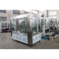Buy cheap Carbonated Drink Filling Machine Can Carbonated Drink Filling Machine from wholesalers