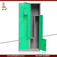 Buy cheap GYM Locker Room Furniture Green 4 Door Used Gym Locker from wholesalers