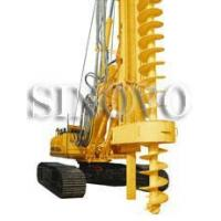 Buy cheap Hydraulic Pile Breakers CFA Equipment from wholesalers