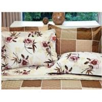 Buy cheap Flower Design Printed Pillow Case from wholesalers