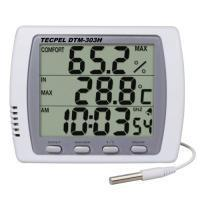 Buy cheap Hygro Thermometer with Alarm Clock (DTM-303H) from wholesalers