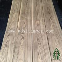 Buy cheap African Walnut QC Wood Veneer ID:SL-MB-CC from wholesalers