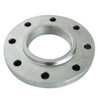 Buy cheap DN80 Alloy Steel ASTM A182 F11 Thread Flanges Manufacturers from wholesalers