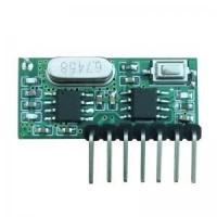 Buy cheap RF decoding receiver module from wholesalers