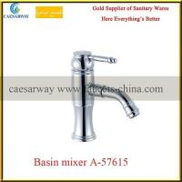Buy cheap Sanitary Ware Chrome Bathroom Basin Water Tap from wholesalers