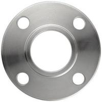 Buy cheap UNS S31254 Forged Steel LJ Flanges Stainlessa Steel Pipe LJ Flanges 6MO ASTM A182 F44 300LB product