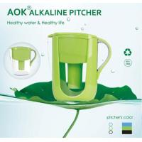 Buy cheap 2016 AOK Newest alkaline water filter pitcher ! from wholesalers