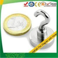 Buy cheap Strong Neodymium Magnet with Hook from wholesalers