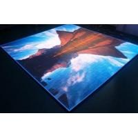 China P10 LED Video Dance Floor DIS-LD04C for sale