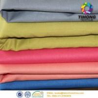 Buy cheap best poly cotton 65/35 fabric for garment Italy from wholesalers