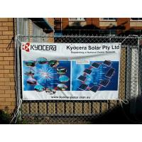 Buy cheap 15 OZ Vinyl banner adertisement products pvc banner inkjet printing from wholesalers