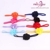 Buy cheap Baby Flower Headbands Hair Accessories For Girls from wholesalers