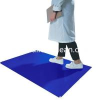 Buy cheap Cleanroom Door Mat Disposable Tacky Mat from wholesalers