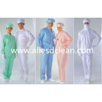 Buy cheap Cleanroom Antistatic Jumpsuit from wholesalers
