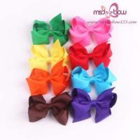 Buy cheap Wholesale Grosgrain Ribbon Hair Accessories Bow For Girls from wholesalers