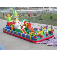 Inflatable Water Park Kids' Inflatable Funland (IF-041)