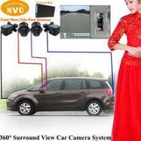 Buy cheap 360 Degree Surround View 4-CH DVR Best Car Camera Parking Assist System for Citroen C4 Picasso from wholesalers