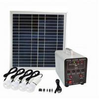 Buy cheap DC Solar System from wholesalers