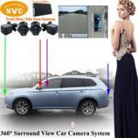 Buy cheap Car rearview reversing backup camera 360 degree camera bird view system for Mitsubishi Outlander from wholesalers
