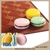 Buy cheap wholesale silicone macaron baking mat from wholesalers
