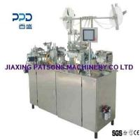 Buy cheap Antiseptic wipes machine from wholesalers
