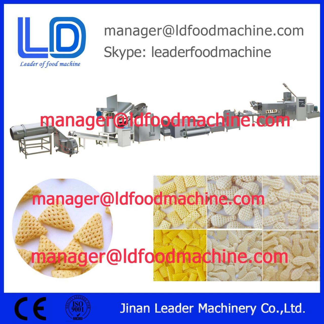 Buy cheap Mixing Extrusion Shaping Drying Frying Flavoring One Step 2D 3D Snacks Pellets Food Machine from wholesalers
