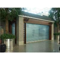 Buy cheap Aluminum Roller Door transparent polycarbonate rolling shutter from wholesalers