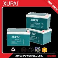 Buy cheap 6-DZM-12 Electric Bike Battery Lead Acid Battery 12V 12ah from wholesalers