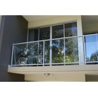 Buy cheap Privacy Tinted Tempered Glass For Balcony Railings from wholesalers