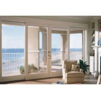 Buy cheap Exterior Sliding Doors Clear Tempered Glass For Patio from wholesalers