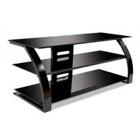 Buy cheap TV Stand Irregular Shape Glass Table Tops from wholesalers