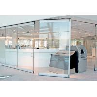 Buy cheap Office Frameless Switchable Glass Partitions from wholesalers