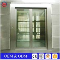 Buy cheap Exterior Insulated Tempered Glass For Elevators Doors product