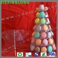 Buy cheap New Style Macarons Display Stand from wholesalers