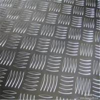 Buy cheap Small Five-Bar Aluminum Embossed Sheet From China from wholesalers