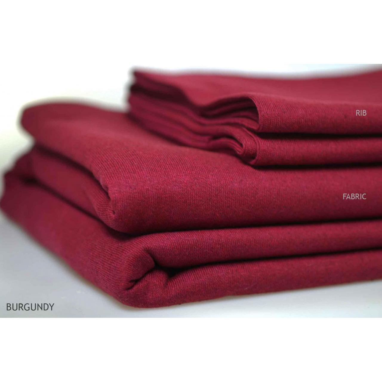 Buy cheap Sweatshirt and Rib Matching Knitted Rib Fabrics from wholesalers