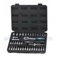 Buy cheap TSB40-1/4+1/2 Dr. Cr-V 40pcs Hand Socket Set.,Hand Tool Kit from wholesalers