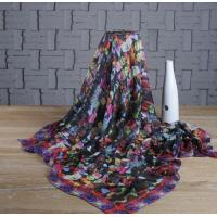 Buy cheap Screen Print Modal Scarf from wholesalers