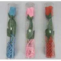 Buy cheap Flower soap Handmade soap flower Valentine's Day Gift Paper soap from wholesalers