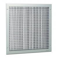 Buy cheap Industrial Product Range Double Deflection Grilles from wholesalers