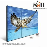 Buy cheap Wholesale prices narrow bezel led video wall 47 inch led diy video wall 4.9 mm SL-VW470 from wholesalers